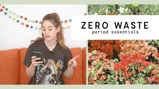 Download Zero Waste Period Products & My Favorite Low Waste Buys from Bring Your Own Long Beach | Alli Cherry Video