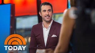 Download World Series Winner Justin Verlander Help New Wife Supermodel Kate Upton With Her Workout | TODAY Video