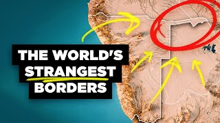 Download The World's Strangest Borders Part 1: Panhandles Video