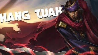 Download NEW Special HERO From Malaysia Mobile Legends Hang Tuah Video