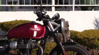 Download Retro Bikes; BMW vs. Yamaha vs. Triumph Video