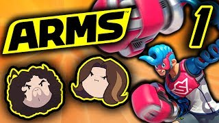 Download Arms: Pure Concentration - PART 1 - Game Grumps Video