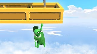 Download NEW MILE HIGH GANG BEASTS MAP! (Gang Beasts) Video