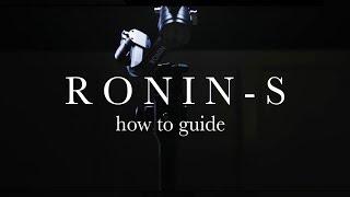 Download DJI Ronin-S Review from a Wedding Filmmaker Video