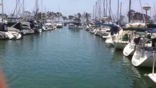 Download bad day at dana point harbor memorial day 2013 - boat crash Video