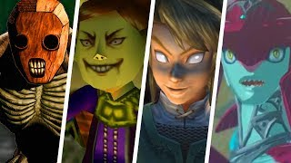 Download Evolution of Creepy Legend of Zelda Moments (1998 - 2018) Video