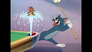 Download Tom and Jerry, 54 Episode - Cue Ball Cat (1950) Video