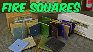 Download Fire Square Fire Starter - Fan Mail Unboxing Video