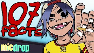 Download 107 Gorillaz Music Facts YOU Should Know (Ep. #19) - MicDrop Video