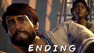 Download THE WALKING DEAD SEASON 3 EPISODE 4 ENDING A New Frontier - Walkthrough Gameplay Part 4 Video