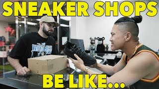 Download SNEAKER SHOPS BE LIKE... (Ft. Timothy Delaghetto) Video