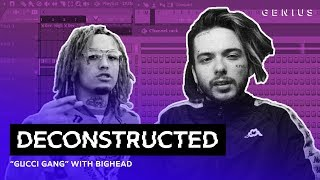 Download The Making Of Lil Pump's ″Gucci Gang″ With Bighead | Deconstructed Video