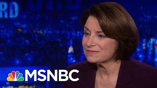 Download Sen. Amy Klobuchar: Senate Must Hear From Witnesses | The Last Word | MSNBC Video