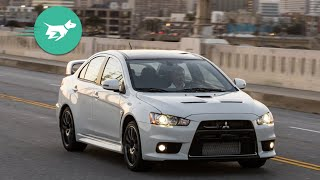 Download 2016 Mitsubishi Lancer Evolution X Final Edition Review Video