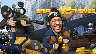 Download HOW DID I NOT MAKE IT!?! | Sniper VS Thieves | Let's Play Video
