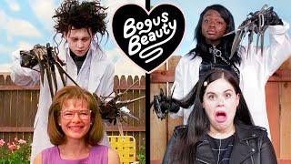 Download We Tried Cutting Hair Like Edward Scissorhands Video