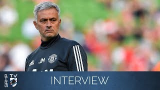 Download MUFC-Sampdoria, Mourinho: «Blucerchiati, è sempre un piacere» Video