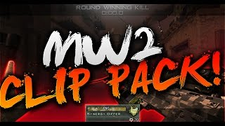 Download Synergy Differ: MW2 Clip Pack (edited by Deer) Video