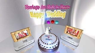 Download Blufftitler + Template +Happy Wedding Video