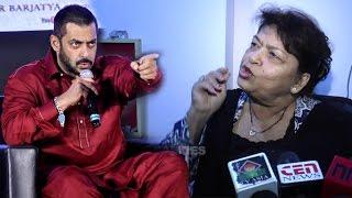 Download Salman ANGRY At Choreographer Saroj Khan's SHOCKING Insult Video
