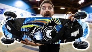 Download THE CRAZIEST MOUNTAIN BOARD OF ALL TIME!? Video