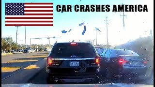 Download CAR CRASHES IN AMERICA #13 | BAD DRIVERS USA, CANADA | NORTH AMERICAN DRIVING FAILS Video