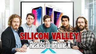 Download How Silicon Valley Reacts to Apple's iPhone X Video
