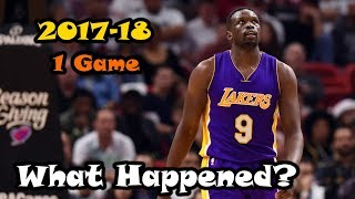 Download Luol Deng Is The Invisible Man Video
