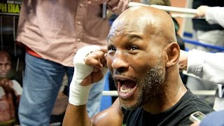 Download Bernard Hopkins ″Proved my legacy is always based on what they say I couldnt do″ -Full media Scrum Video