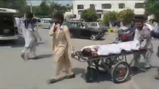 Download Raw- Truck Explodes in Pakistan, Over 150 Dead Video