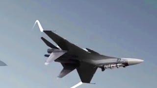 Download Вновь обидный перехват от Су-27! Может просто не надо к нам соваться Video