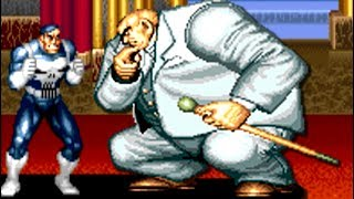 Download Punisher (Arcade) All Bosses (No Damage) Video