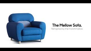 Download Mellow Sofa Reinspired By The Marshmallow | Script by Godrej Video
