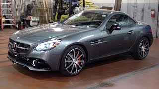 Download MVS - 2017 Mercedes-Benz AMG SLC 43 Video