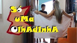Download SÓ UMA OLHADINHA Video