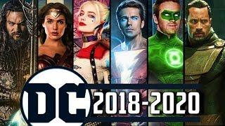 Download Upcoming DC Comics Movies 2018-2020 Video