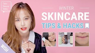 Download Winter 2017 Skin Care Tips for Teenagers | Skincare Hacks for Beginners | Teen Beauty Bible Video