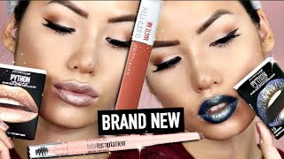 Download NEW   MAYBELLINE RELEASES   TOTAL TEMPTATIONS & PYTHON LIP KITS Video