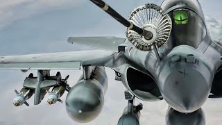 Download Strike Aircraft Air Refueling Over Iraq Video