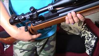 Download BENJAMIN MARAUDER PCP AIR RIFLE IN FILIPINO Video