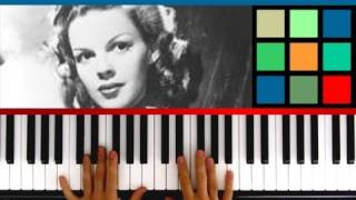 Download How To Play ″Have Yourself A Merry Little Christmas″ Piano Tutorial / Sheet Music (Judy Garland) Video
