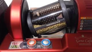 Download Gene Cafe Coffee Roaster Demo Video