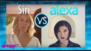 Download SIRI vs ALEXA - A.I. RAP BATTLE!!!!! Video
