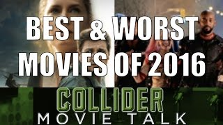 Download Best and Worst Movies 2016, Justice League Cast Revealed - Collider Movie Talk Video
