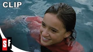 Download Whale Rider: 15th Anniversary Edition - Clip 5: Pai Dives Into The Water (HD) Video