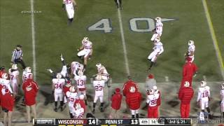 Download Wisconsin vs. Penn State Game Highlights - Senior Day 2012 Video