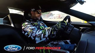 Download Ken Block Drives the GT at Le Mans | Le Mans | Ford Performance Video
