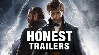 Download Honest Trailers - Fantastic Beasts: The Crimes of Grindelwald Video
