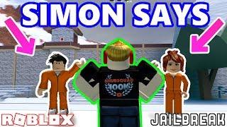 Download JAILBREAK SIMON SAYS FOR MONEY! *CRAZY* - Roblox Jailbreak Simon Says #1 Video