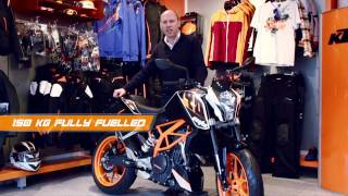 Download KTM 390 DUKE Features and Benefits Video